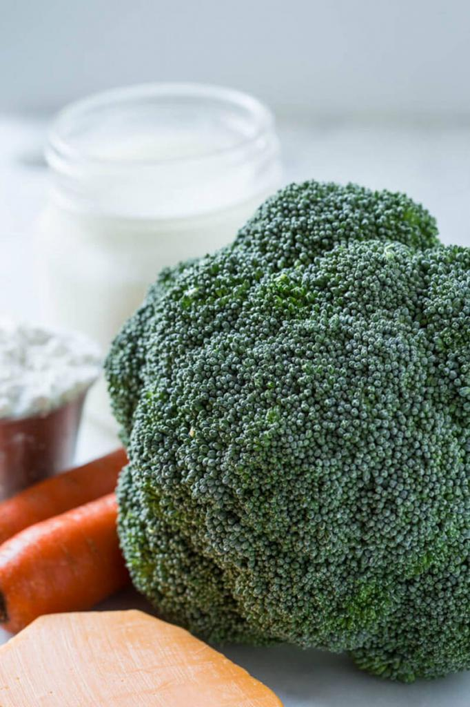 употребление брокколи в пищу