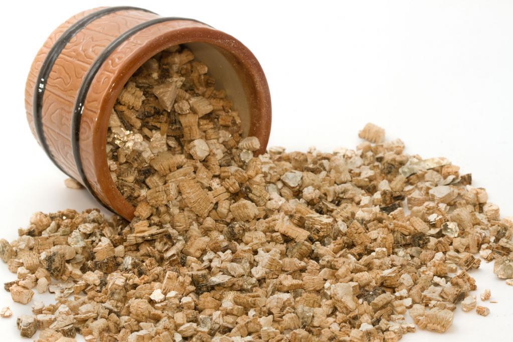 Что такое вермикулит?