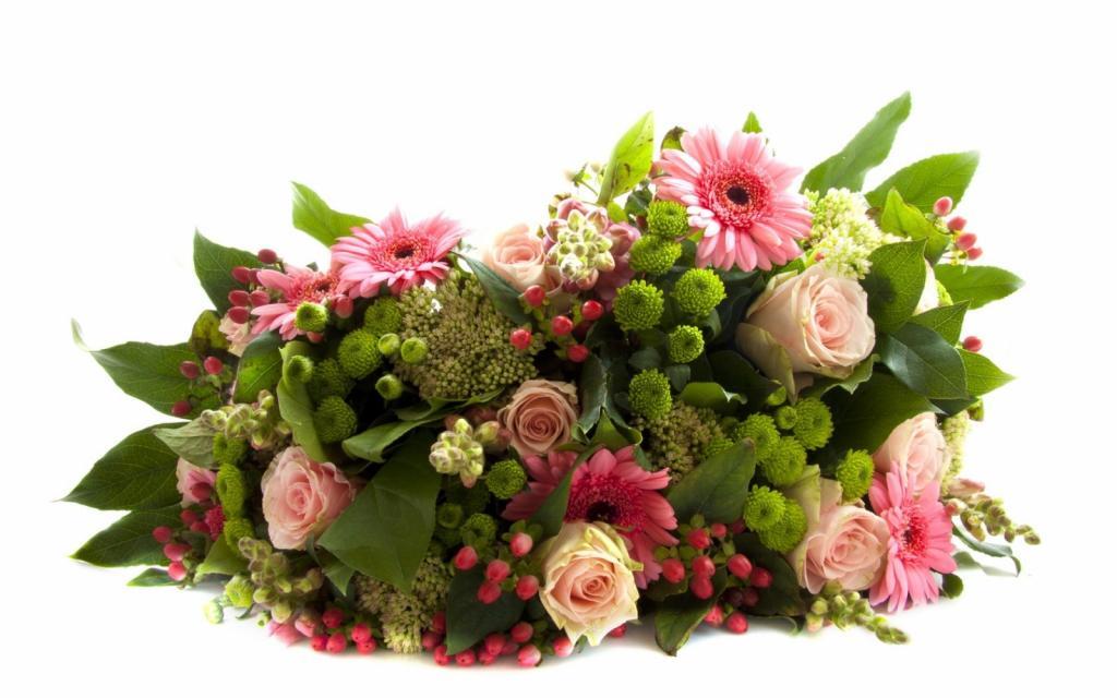 Разновидности цветов для букетов — Цветы букеты