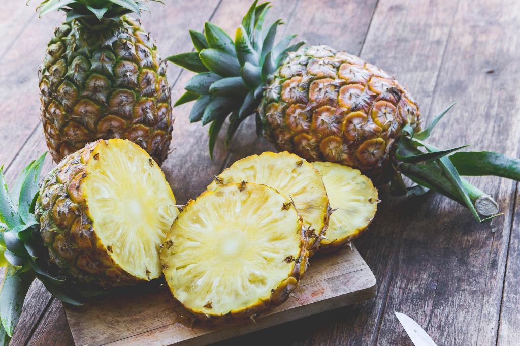 ананас выращивание в домашних условиях из хохолка