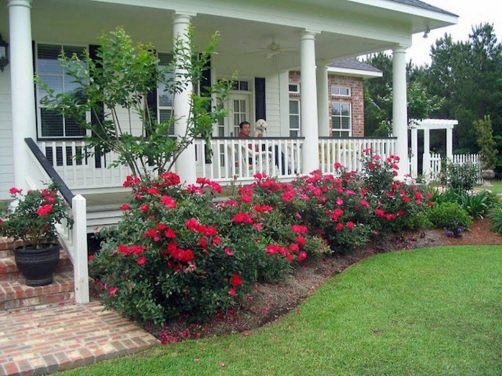 продажа оформление двора частного дома розами фото родственникам военного случае